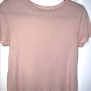 Alice + Olivia Tops - Alice + Olivia Cindy Cropped Tee Size Small